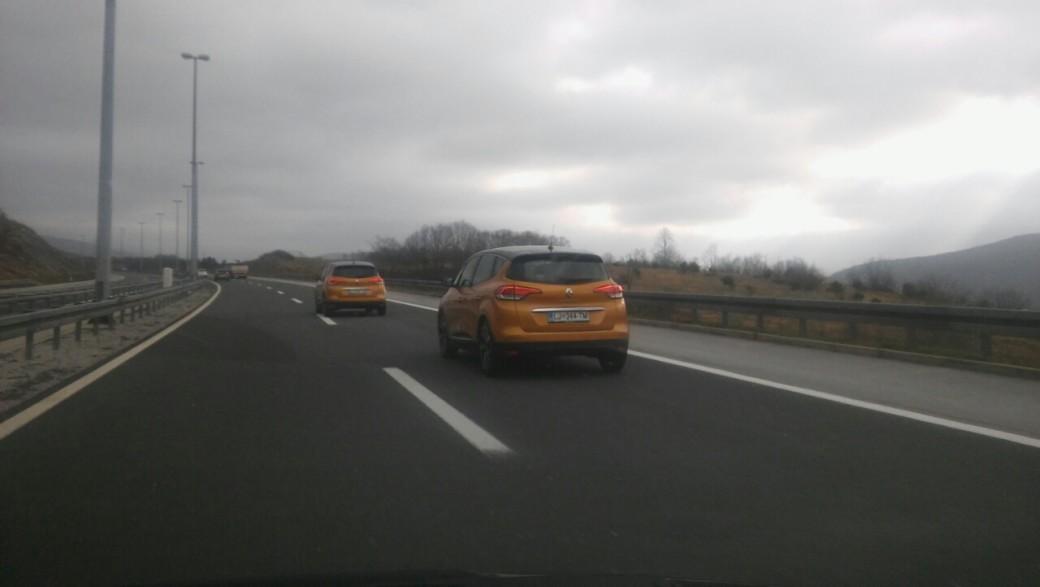 auto magazin rs srbija na premijeri renault scenic