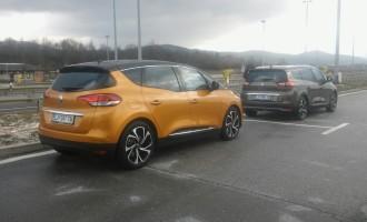 EKSKLUZIVNO: Auto magazin na prvoj vožnji Renault Scenica