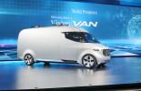 Ekskluzivno: Prisustvovali smo promociji Mercedes Vision Van