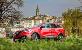 Test: Renault Kadjar Bose Edition dCi 130 4WD