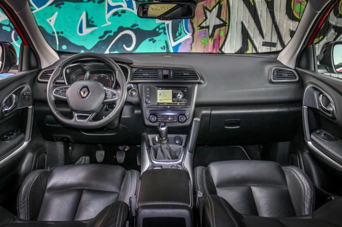 Auto magazin Renault Kadjar Bose Edition dCi 130 4WD review 2016 test