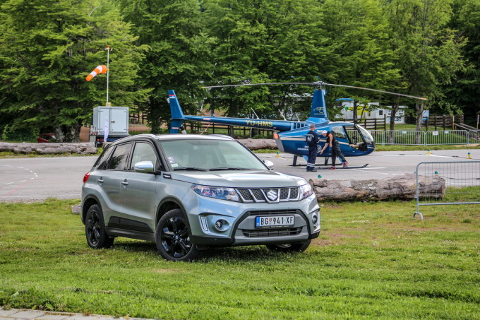 Auto magazin suzuki vitara s boosterjet stara planina test 2016