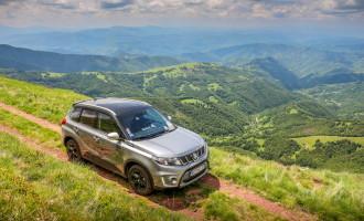 Avantura po Srbiji: Suzuki Vitara S 1,4 Boosterjet Allgrip AT