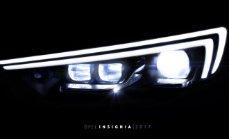 Nova Insignia sa poboljšanim IntelliLux LED farovima stiže naredne godine