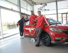 Honda i KK Crvena zvezda zajedno do novih trofeja