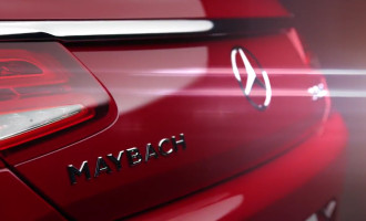 Premijera za dva dana: Mercedes-Maybach S650 Cabriolet
