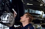 Popust za servisiranje kočnog i sistema oslanjanja za Fordove
