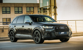 Moć pre svega: Audi SQ7 by ABT