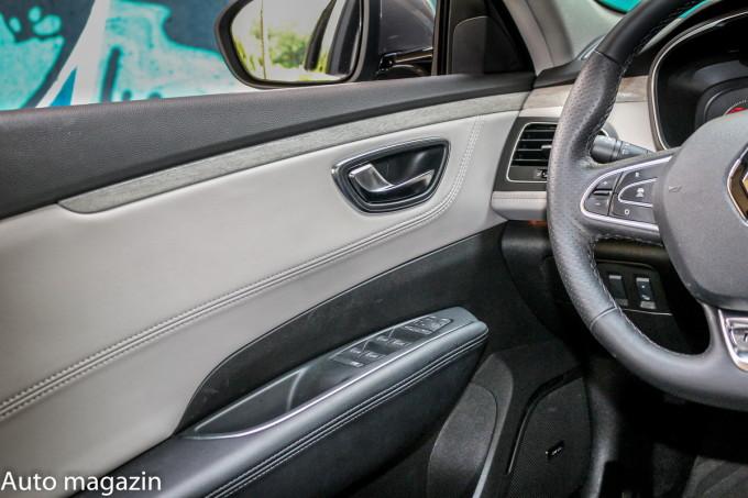 Auto magazin Renault Talisman Initiale paris EDC dCi test review 2016