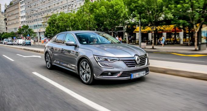 Test: Renault Talisman dCi 160 EDC Initiale Paris