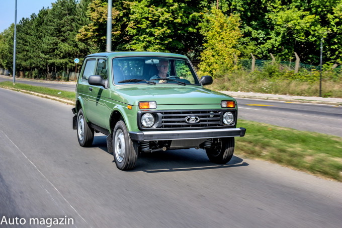 Auto magazin srbija lada niva test review 2016