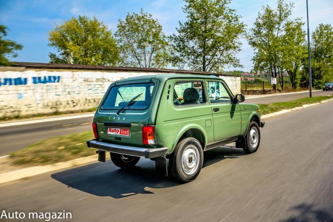 Auto magazin srbija lada niva test review 2016
