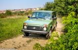 Terenski auto: Lada Niva