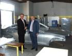 Delta donirala karoseriju BMW-a serije 5 školi u Zemunu