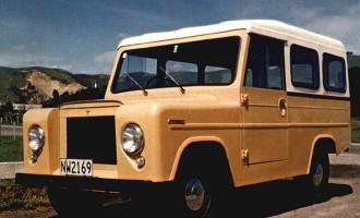 Prvi Škodin terenac: Škoda Trekka iz 1966.