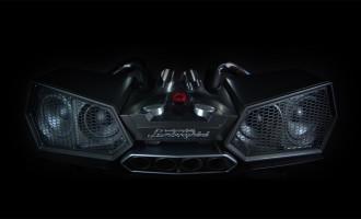 Lamborghini zvučnici od pravog izduva automobila