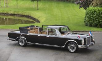 Na prodaju Titov Mercedes 600