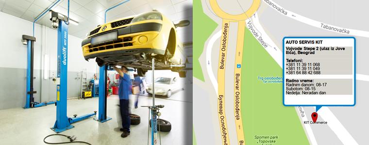 auto magazin srbija kit komerc kit commerce auto servis beograd