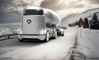 Kamion budućnosti za prevoz komprimovanih tečnosti