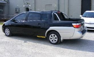 Mutant: Kad se spoje Toyota Prius i Subaru Baja