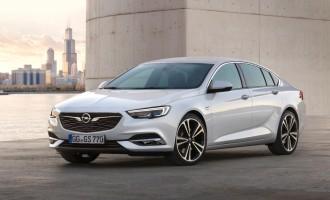 Svetska premijera: Opel Insignia Grand Sport
