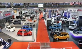 Pripreme za 53. Salon automobila u Beogradu