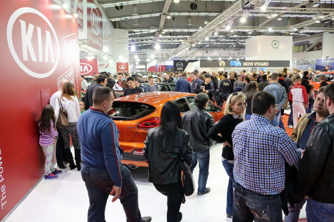 Auto magazin Beogradki Salon Automobila