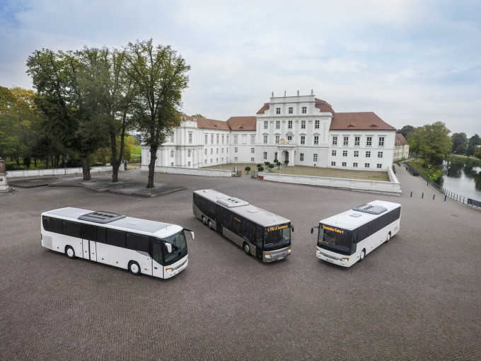 Auto magazin setra multiclass400 review 2016