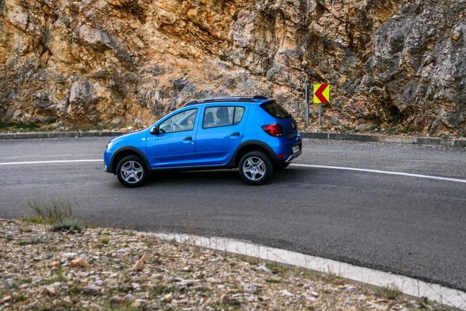 Auto magazin srbija dacia 2017 roundaout, preview promocija novi modeli