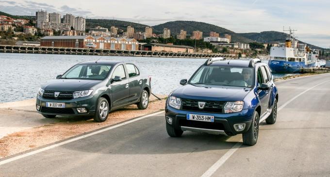 Ekskluzivno: Vozili smo restilizovanu gamu Dacia modela