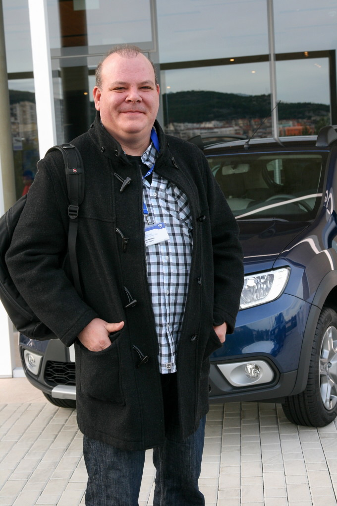 Ivan Katunac Auto magazin srbija dacia 2017 roundaout, preview promocija novi modeli