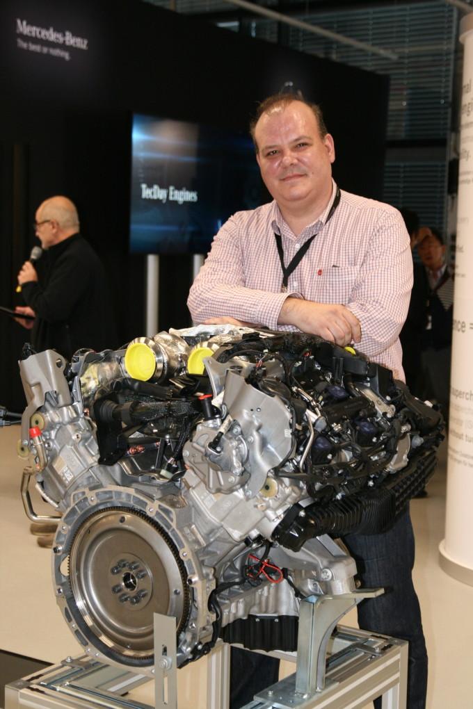 Auto magazim mercedes motori engines 2016 preview Ivan Katunac