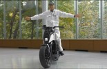 Honda razvila samobalansirajući motocikl