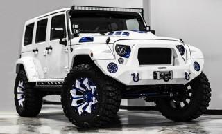 Jeep Wrangler spreman za apokalipsu