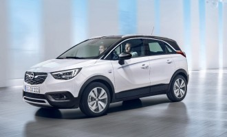 Opel Crossland X novi član Opel X familije