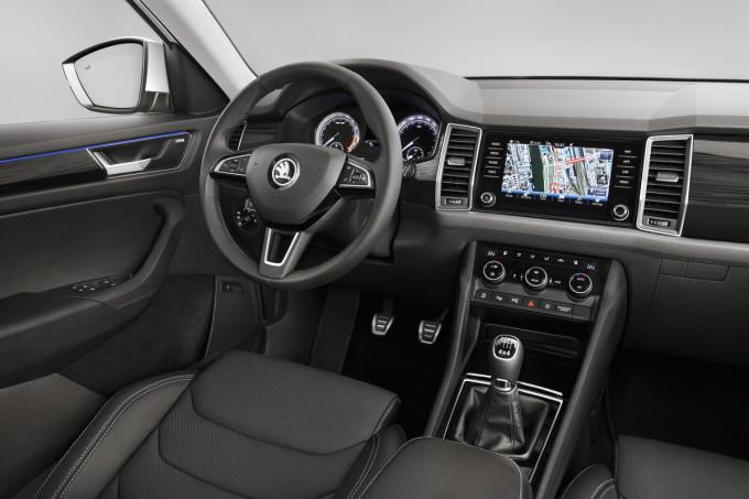 Auto magazin srbija Škoda kodiaq promocija preview 2016