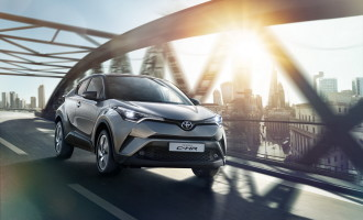 Prva vožnja: Toyota C-HR