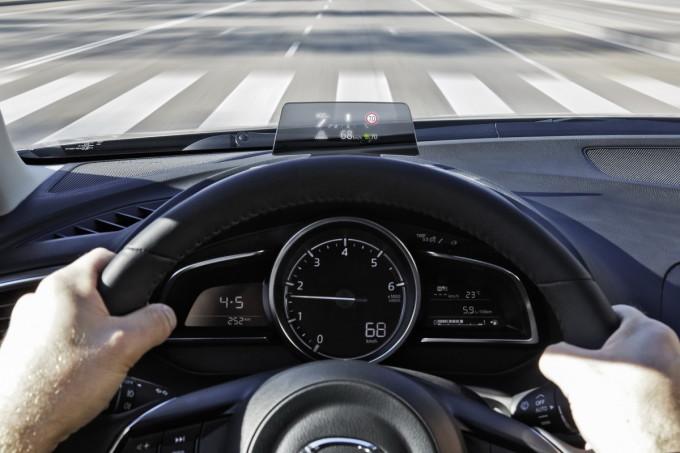 Auto magazin Srbija mazda 3 restilizacija 2017 promocija