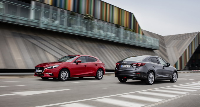 Predstavljamo: Mazda 3 za 2017. godinu
