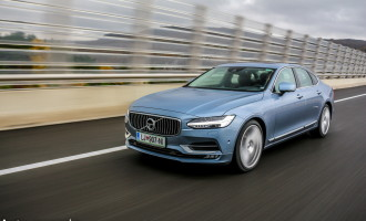 Test: Volvo S90 D5 Inscription AWD