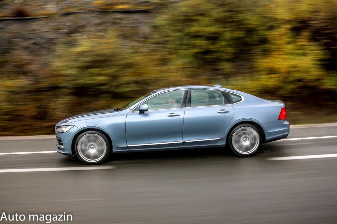 Auto magazin srbija Volvo S90 D5 Inscription AWD review test 2016