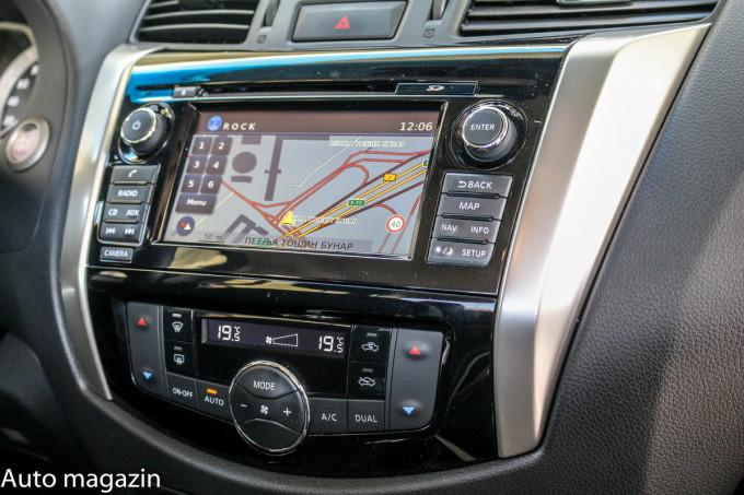 Auto magazin nissan navara 2017 review test