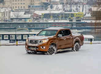 Test: Nissan Navara DC N-Connecta Diff 6