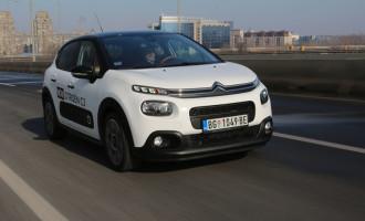 Novi Citroën C3 od 9.890 evra