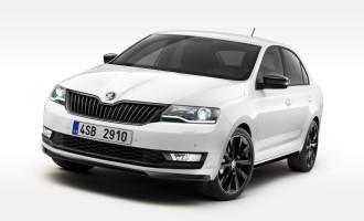 Redizajnirana Škoda Rapid dobija ksenone i 1,0 TSI motor