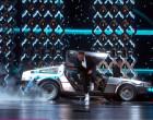 DeLorean DMC-12 na dodeli Oscara