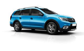Dacia Logan MCV pridružuje se Stepway familiji