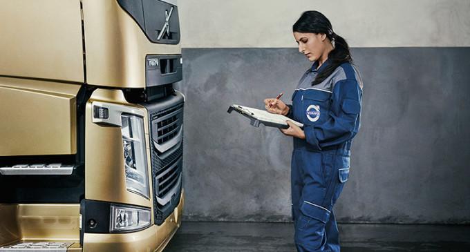 Nagrade za članove Kluba vozača Volvo kamiona