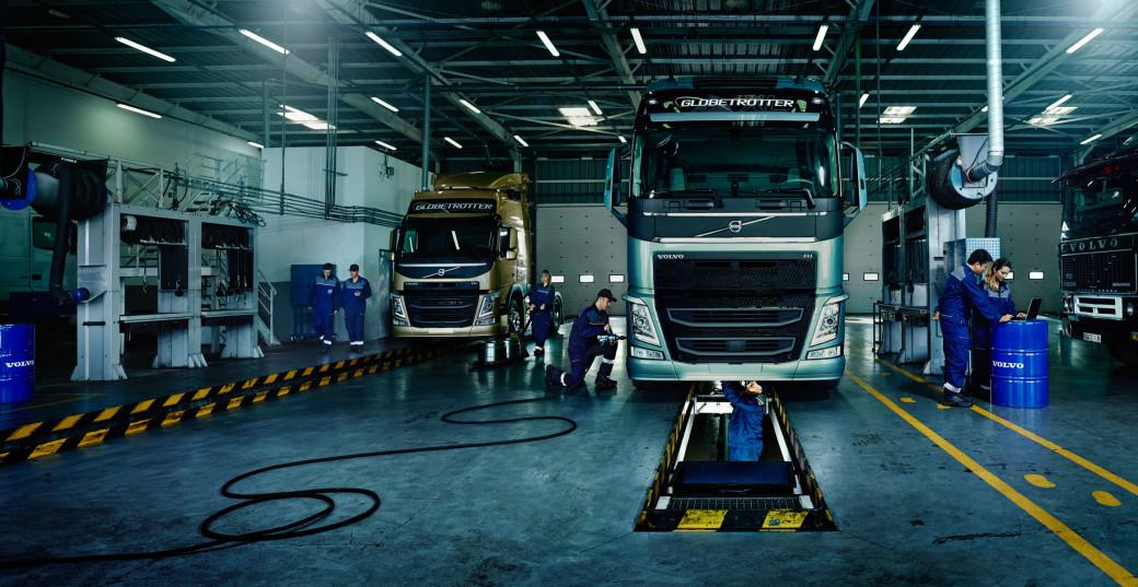 auto magazin srbija volvo truck service