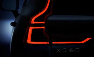 Volvo XC60 izvodi striptiz otkrivajući deo po deo